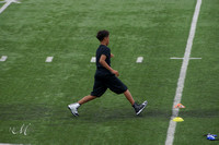 © M. Cleve Photography 7-2-2016 Devin Smiths Football Camp DSC00731 _