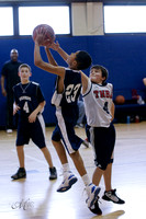 TNBA vs The Warriors AAU Tournament 2011