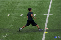 © M. Cleve Photography 7-2-2016 Devin Smiths Football Camp DSC00732 _