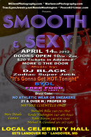 Flyer FRONT  Smooth Remix 2012